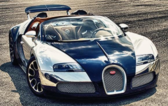 Bugatti Making Of